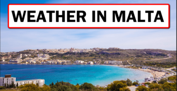 WEATHER IN MALTA
